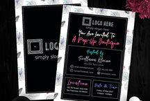 LuLaRoe Invitation Cards