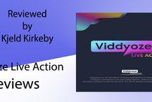 Viddyoze Live Actions