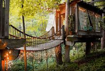 Beautiful hideaways