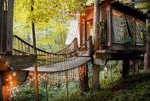 Beautiful hideaways