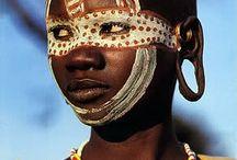 African tribes / by Grandma Shepherd