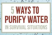 How to purity water