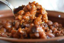 Recipes- Veg and Legumes