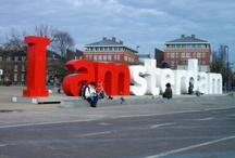 Amsterdam. / This beauthifull  nice city!