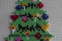 hama beads/parler