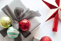 новый год упаковка подарка