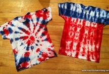 DIY - tie dye