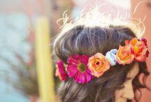 Flower Halos / by Ju'El Waters