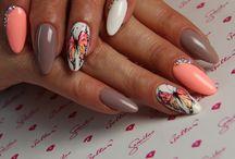 semilac nail ♡♡