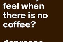 Oh coffee my love