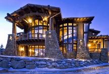Lodge / Cabin Ideas / by Vanessa Evigan