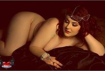Mode - Femme ronde et jolie - Curvaceous - Curvy Woman