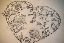 Tattoos - Animals