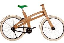 [ Bamboo/Wood Bicycle]