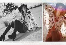 Women's Fashion / by Morganne Lnthwt