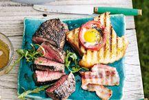 Grillen, BBQ, Outdoor-cooking / Rezept rund ums Grillen - Outdoor cooking - BBQ - Recipes