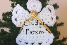 My Ornaments / Christmas Ornament Crochet Patterns