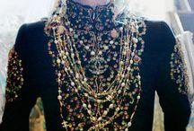 Couture bohemian