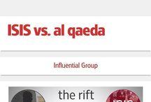 ISIS Vs. Al Qaeda