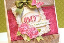 Anniversary cards / by Charlene Koepke