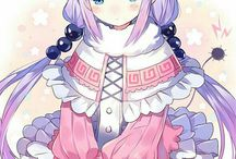 Kanna maid dragon