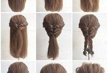 saç yapımı