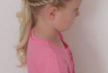 girly hair clothes ideas / by Vikki Abler