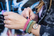 ○ Bracelets to make / Voorbeeld/ handleidingen om zelf armbandjes te knopen