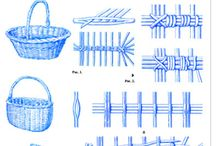 Basket making  / by Verna Frost