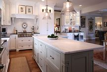 Kitchens / by Sheri Miracle