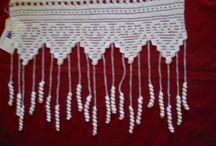 Rideaux et Bordures au crochet