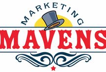 Marketing Mavens / As marketers, we know you bend over backwards to serve your clients and stay on top of trends and best practices in an ever-changing digital world—so why not get some credit for it?  That's what Marketing Mavens is all about. It's a social rewards system that doles out points and badges for doing what you already love to do on dmnews.com—but with a twist. / by DirectMarketingNews