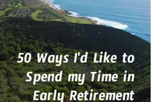 """RETIREMENT """"YOU ONLY LIVE ONCE"""""""