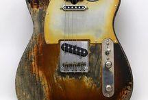 Relic Guitar