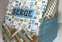 Sewing machine covers