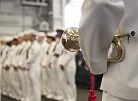 Commemorations and Ceremonies / Navy Sailors and are remembered and celebrated for their dedicated service and bravery to our great nation. Their Honor, Courage, and Commitment will never be forgotten. / by U.S. Navy