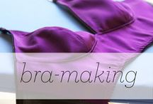 making bra