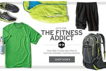 Father's Day: Fitness Addict / Gift inspiration for the dad who crushes day hikes and trail-runs between training sessions.  / by Eddie Bauer