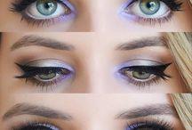 Bridesmaid eyes