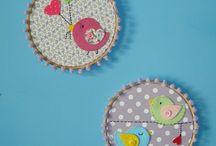 Bolinhas e círculos / Decoração
