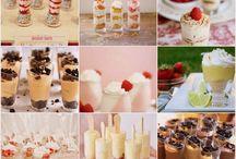 Dessert Shooters / Pudding Shots
