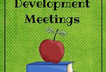 Kinder - Development / by Heather Schumacher