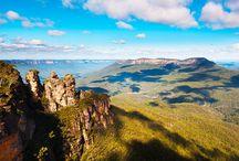 จาไมสัน วัลเล่ย์ (Jamison Valley) #เที่ยวออสเตรเลีย