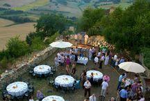La Joie de Vivre! / Weddings & Events at the Castelnau des Fieumarcon