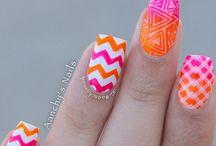 Nails and cloths
