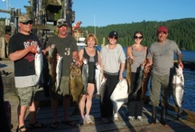 Salmon Fishing in British Columbia / STS Offers Salmon fishing in Vancouver, Vancouver Island and Fraser River, each region has it's own best time to fish so we have it all covered. Regardless of when you come to Vancouver, we have salmon available.
