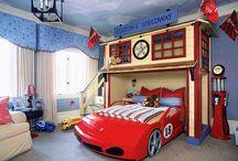 Quarto infantil menino / Muitas ideias e inspirações para você decorar quarto de menino!