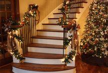 christmas decor and stuff