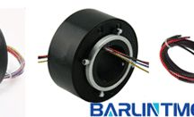 The Feature of Through Hole Slip Ring / Through hole slip ring, we also can be called through bore slip ring sometimes. The through hole slip ring that produced and designed by Barlin Times has adopted silver to silver or gold to gold contact materials and special production technology. According to the different structure and design, this kind of slip ring can have various dimension, current, working speed, circuits, voltage and so forth. Totally speaking, through hole type slip ring could have following main features: