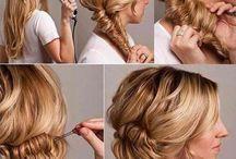 Hair ideas  / Hairstyle ideas